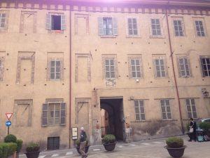 Palazzo Rosari-Spada