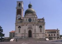 Vicenza - Basilica monteberico